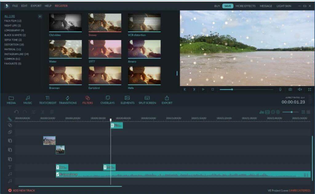 Edit YouTube Video on Filmora 9