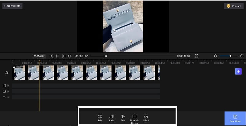 Editing With FilmForth