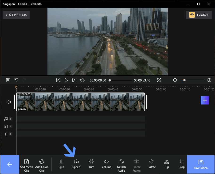 Add Video/Photos to FilmForth