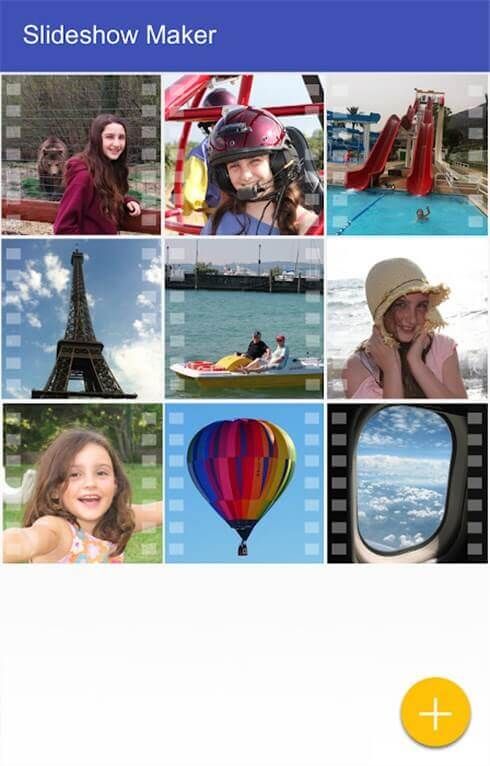 Android Slideshow Maker - Scoompa