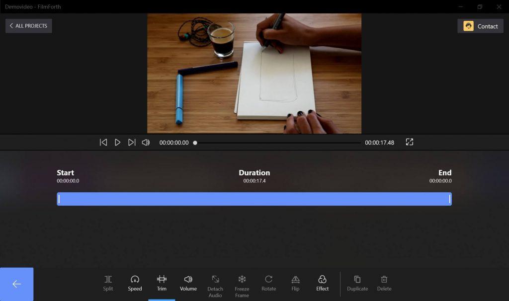 How to Trim, split, or Combine Videos