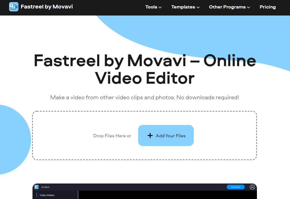 Free Online YouTube Video Editor - Fastreel