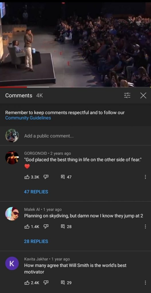 How to Leave Comments on YouTube on Phone