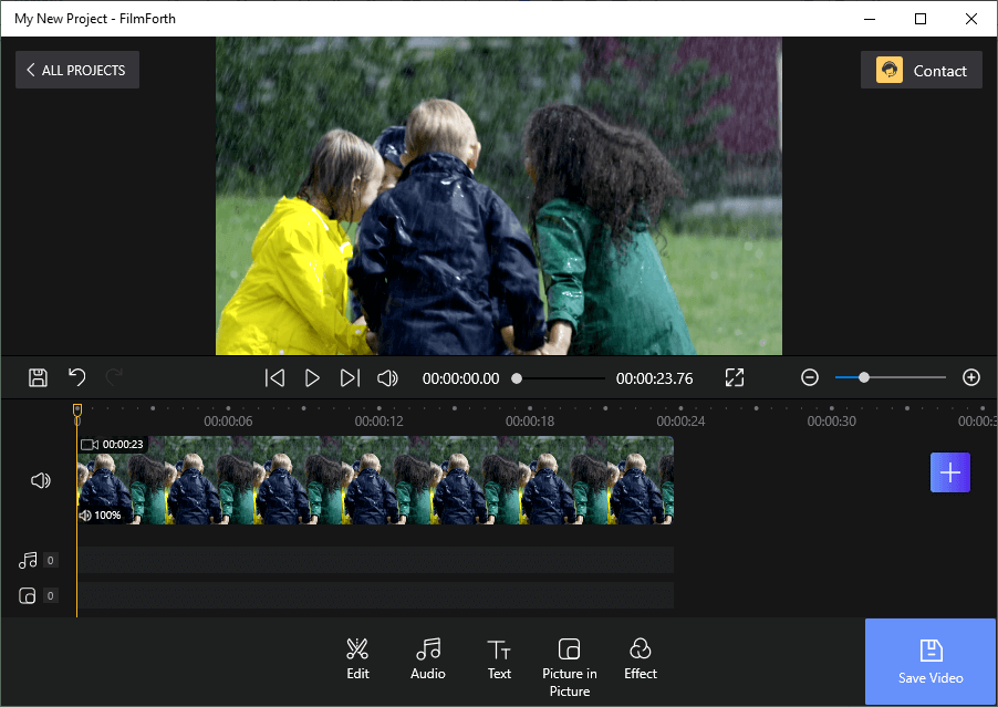 FilmForth - Free Video Editor for Kids YouTube Channel